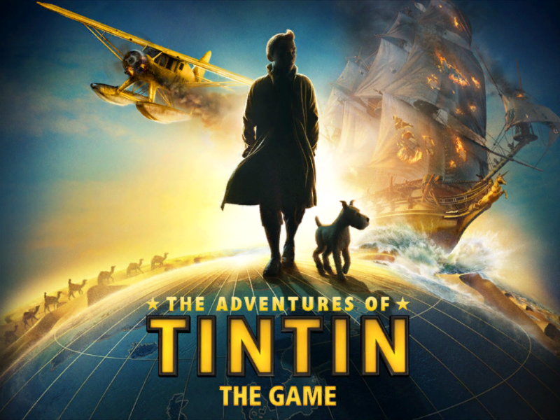 タンタンの冒険/ユニコーン号の秘密:The Game