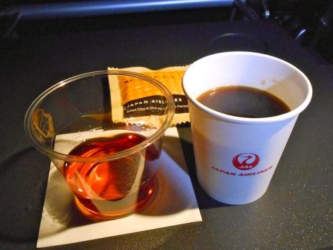 ブランデーとコーヒー