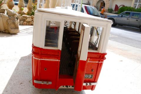Classical Maltese Bus