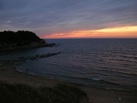 夏の海 004