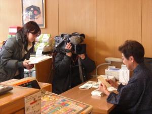 NHK取材4