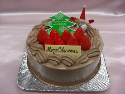 2010クリスマスチョコ