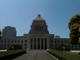 国会議事堂見学