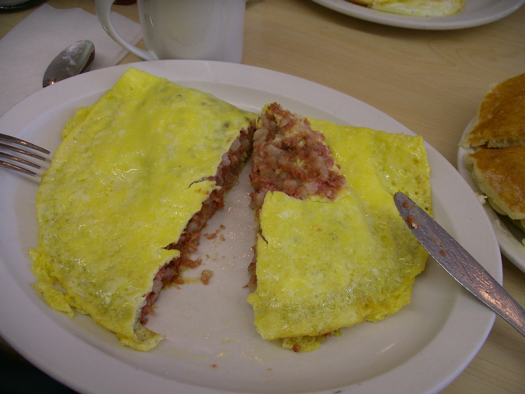 EggnThings オムレツ