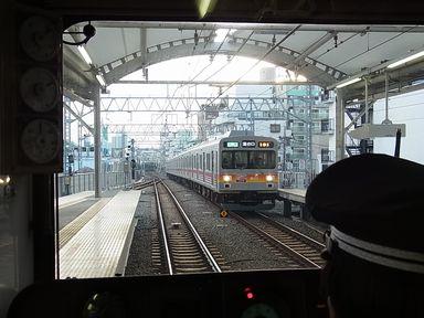 大井町線2012.1.11 (2)