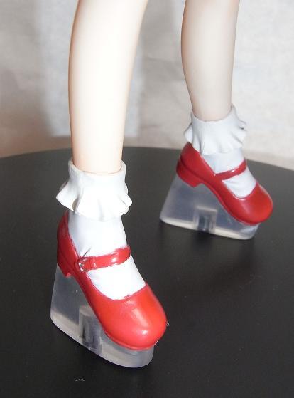 フランの靴