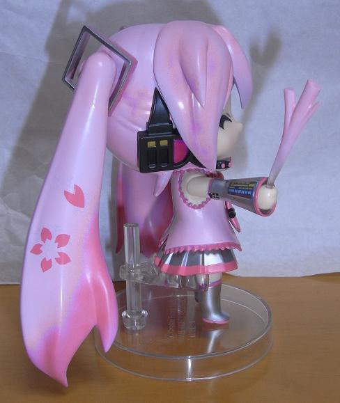 桜ミクよこ
