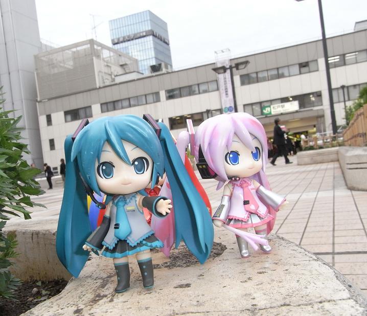 松戸駅到着!