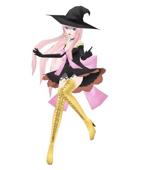 魔女っ娘ルカさんモジュール