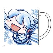 雪祭り雪ミクマグカップ