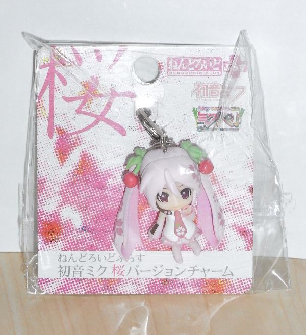 ミク桜バージョンチャームパッケージ