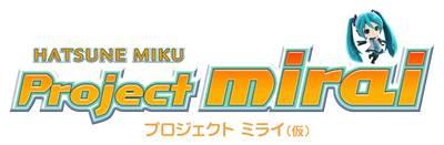 Project miraiタイトル(仮