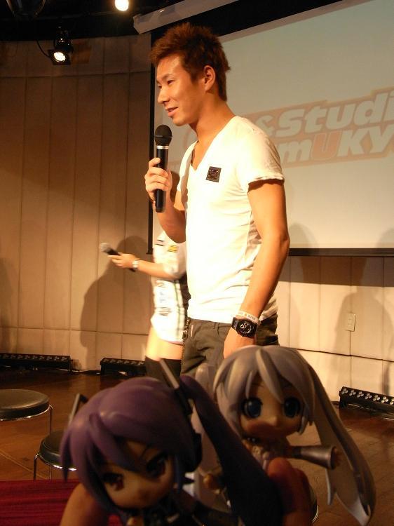 小林可夢偉選手キター!