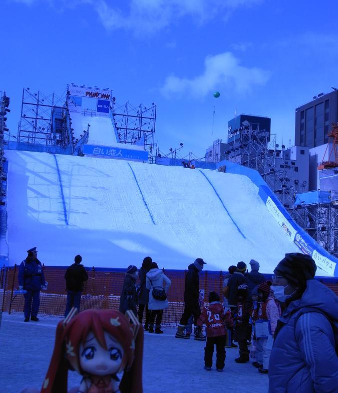 雪祭り 大通り公園5