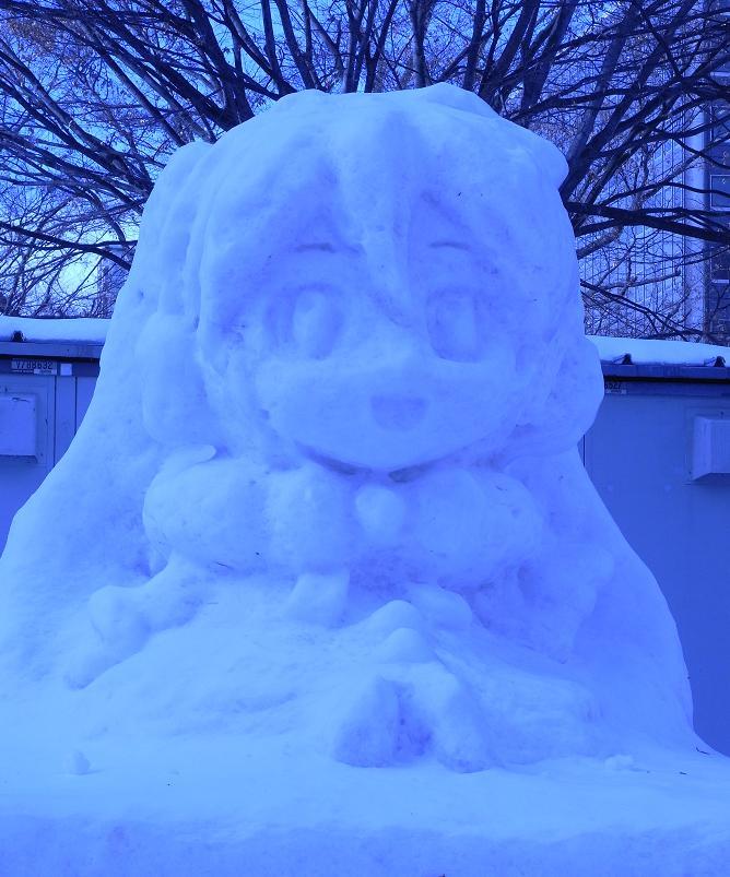 雪祭り 大通り公園13