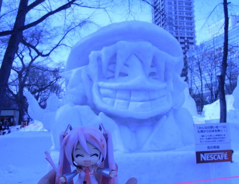 雪祭り 大通り公園18
