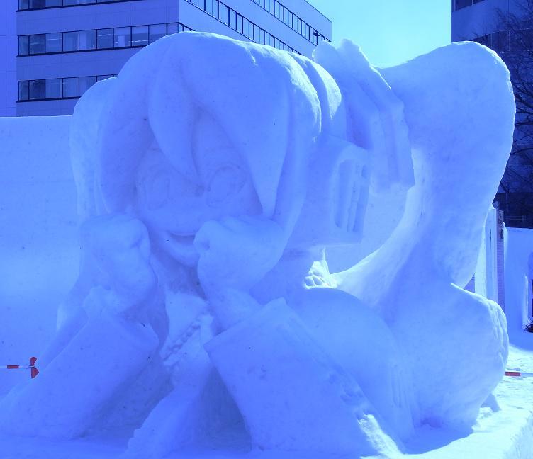 雪祭り 大通り公園23