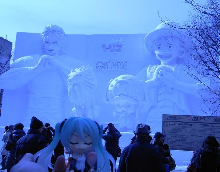 雪祭り 大通り公園25