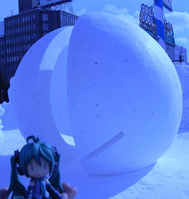 雪祭り 大通り公園26