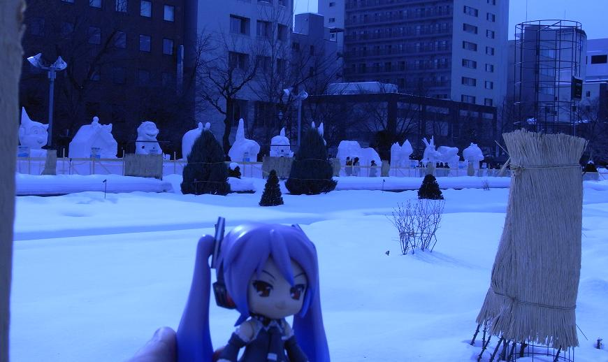 雪祭り 大通り公園27