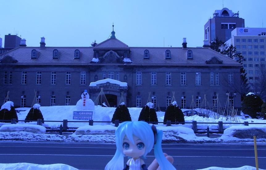 雪祭り 大通り公園32