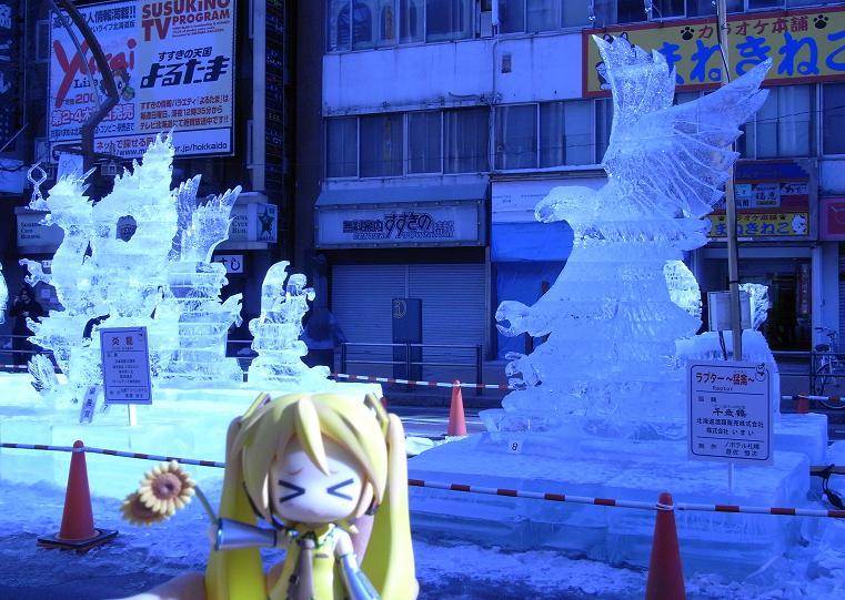 雪祭り すすきの会場3