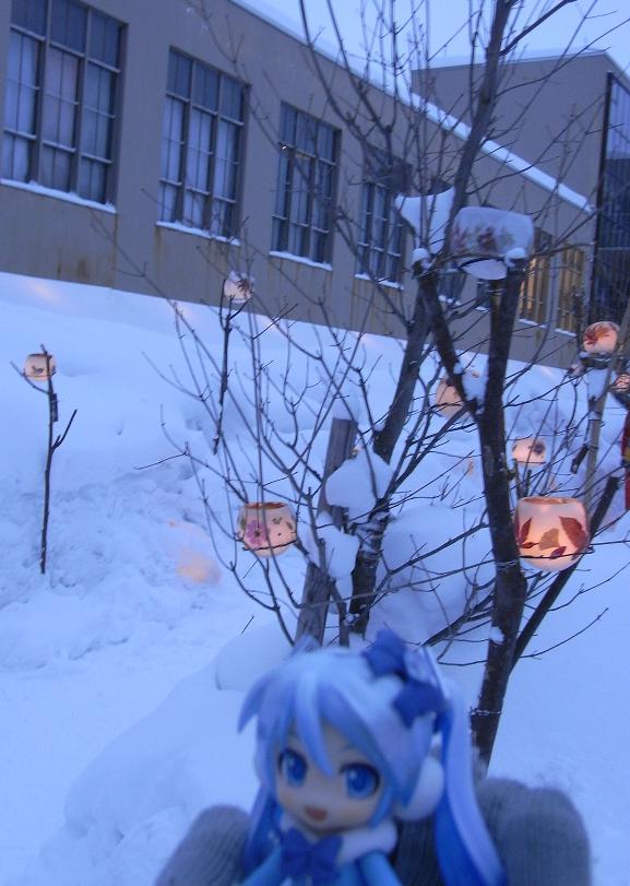 雪あかり路4