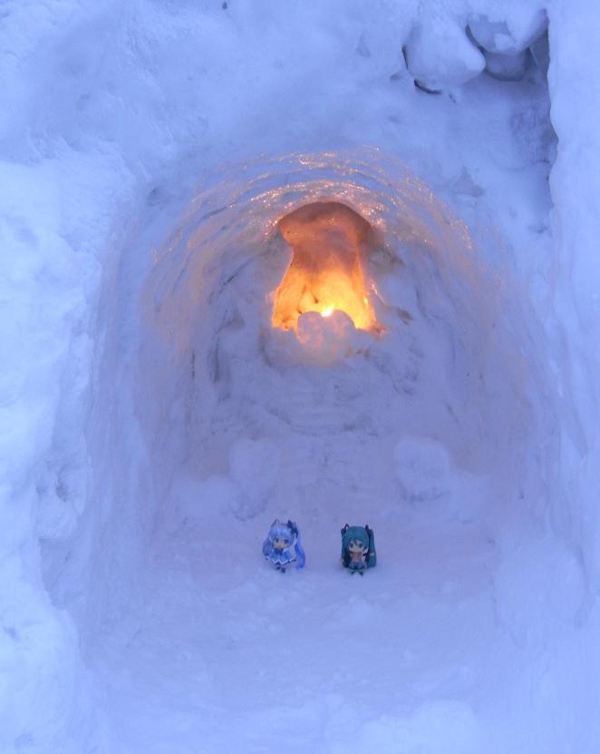 雪あかり路5