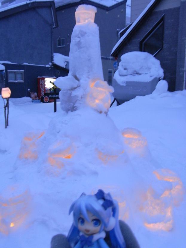 雪あかり路7