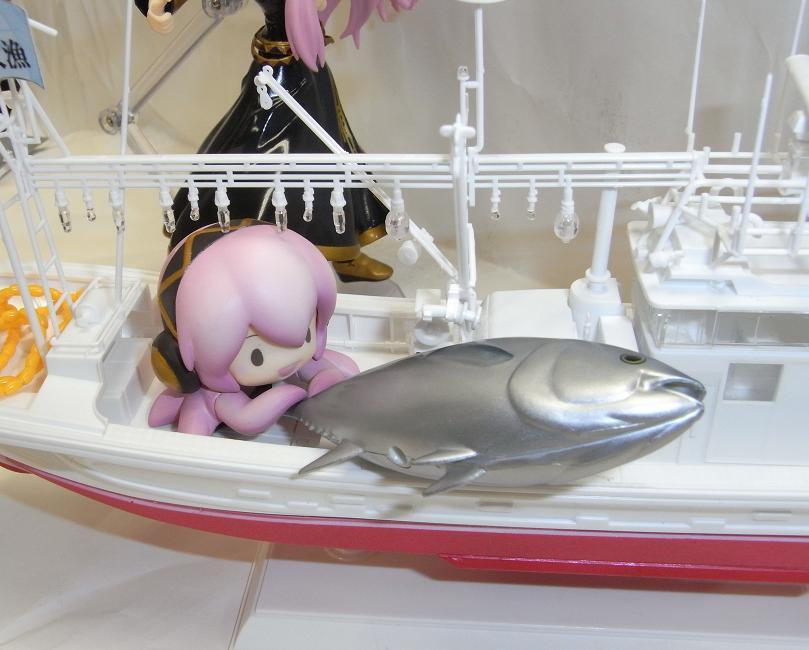 たこルカとオオマさん