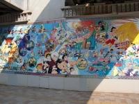 野方ホープ@高田馬場・20131201・壁画