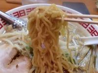 さんぱち@御茶ノ水・20140110・麺