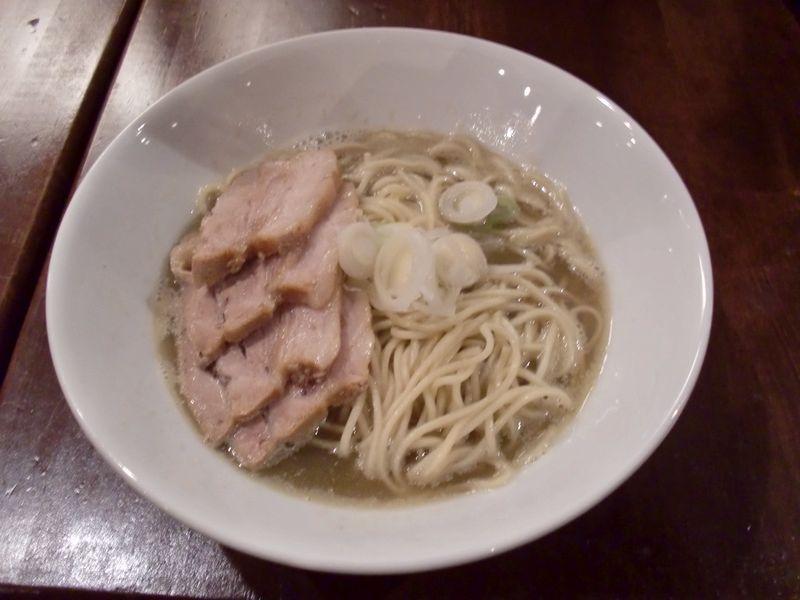 伊藤@東銀座・20140126・肉そば