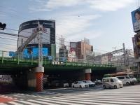 佐とう@新宿・20140129・大ガード