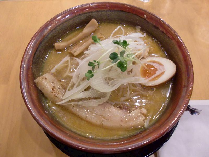 ねむろ@新橋・20140201・蟹味噌