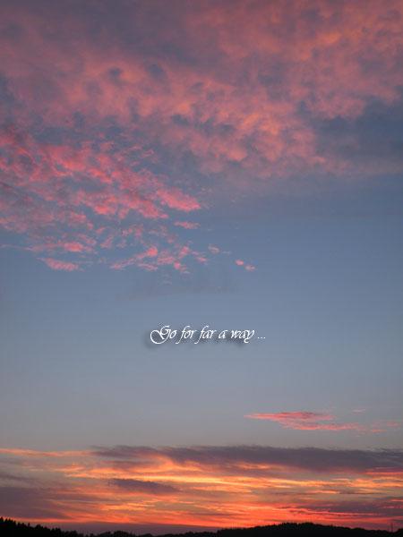 夕焼け空3