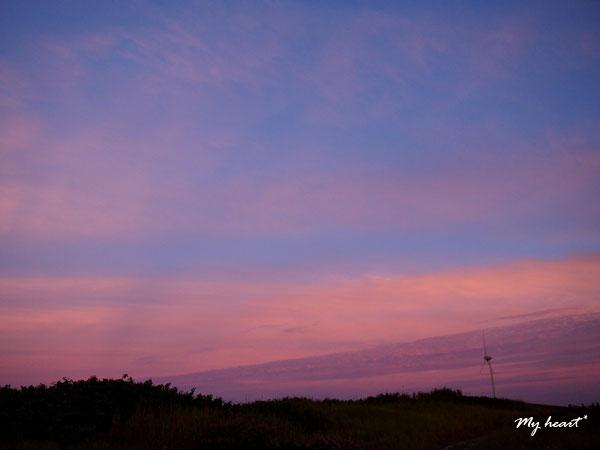 夕焼け 南東7