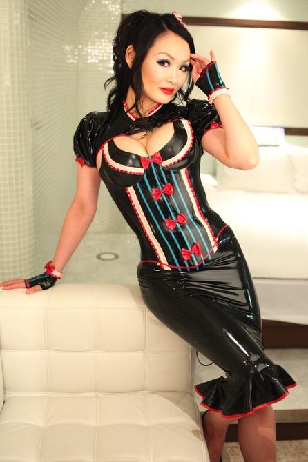 rubber corset 2