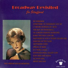 Jo Stafford(Something to remember you by)