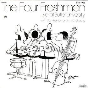 The Four Freshmen With Stan Kenton And His Orchestra