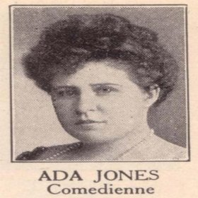 Ada Jone(By The Light of the Silvery Moon)