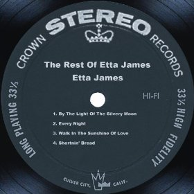 Etta James(By The Light of the Silvery Moon)