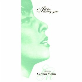 Carmen McRae(Star Eyes)
