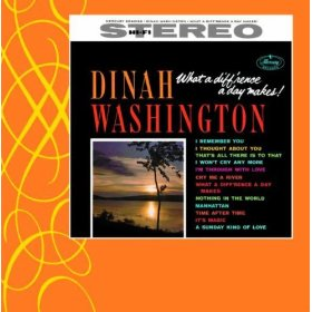 Dinah Washington(A Sunday Kind of Love)