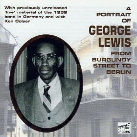 George Lewis And His Ragtime Band(At a Georgia Camp Meeting)