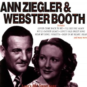 Anne Ziegler and Webster Booth(Indian Love Call)