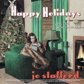 Jo Stafford(I Wonder As I Wander)