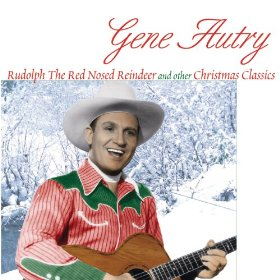 Gene Autry(Here Comes Santa Claus (Right Down Santa Claus Lane))