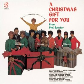 The Ronettes(I Saw Mommy Kissing Santa Claus)