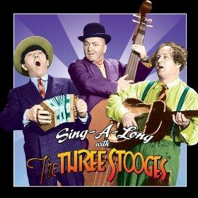 The Three Stooges(Aba Daba Honeymoon)